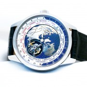 Photo of the new Jaeger-LeCoultre Geophysic Tourbillon UTC