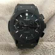 My recent purchase – Hublot Black Magic joins the Black Unico King Power