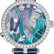 Introducing the Lady Arpels Papillon Automate by Van Cleef & Arpels