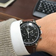 "My first Omega – Speedmaster ""First Omega in Space"" with 1861 manual wind"