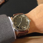 Introducing two mysterious Radiomir I've been reading about: Panerai Radiomir PAM 720 & 721