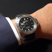 SIHH 2017 LIVE – Panerai Submersibles