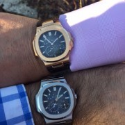 Patek 5712s. Yes, that's plural Nautilus 5712