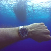 Rolex SD4K Shooting Blue Hole/Underwater Harley Davidson