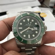 "The Incredible Hulk – ""Rolex has done a wonderful job of updating these classic models"""
