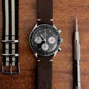 My limited edition Omega Speedmaster 3510.52 playing dress up – what do you all think?