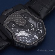 Hands-on with the URWERK UR-T8 at SIHH 2017 with Exclusive Video & Price by JESSICA & FELIPE JORDÃO