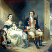 A love letter from George Washington to Martha – 23 June 1775 by JESSICA