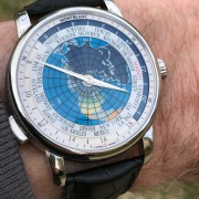 Coming onto the Montblanc Forum:  4810 Orbis Terrarium World Timer