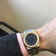After much deliberation – Audemars Piguet  Royal Oak 15400
