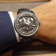 SIHH 2017 Live – Girard-Perregaux wrist shots and more