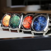 It's Hip to Be Square: At the Glashütte Original Sixties Iconic Square Launch in NYC