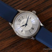 Unboxing: Habring² x TimeZone Erwin Jumping Seconds, ref. TZ21