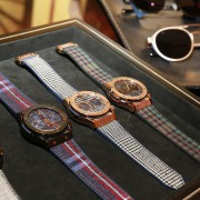 Hublot Unveils the Classic Fusion Italia Independent Collection