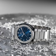 Hublot Classic Fusion Bracelet Blue joins the Classic Fusion collection