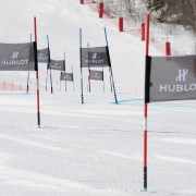 Hublot & Cheval Blanc host the annual Hublot Slalom in Courcheval, France