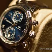 Best Supporting Actor Mahershala Ali wears IWC Da Vinci Chronograph Laureus at the Oscars