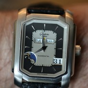 Ran Across this Glashutte Original Karee Perpetual Calendar in New York