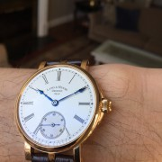 I traded in a Lange 1815, yes a Lange for a Lang – Lang & Heyne Friedrich III
