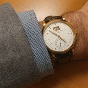 Another first time Lange owner – Langematik Big Date