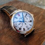 An owner's first impressions: Longines 180th Anniversary Monopusher Chronograph