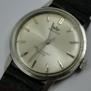 A 1960s Marvin certified chronometer is on the way