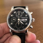 Montblanc Star Chronograph – loving it