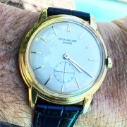 Review: Patek Philippe Ref 2551 with legendary caliber 12-600