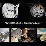 Play the Glashütte Original Manufactory Quiz – Contest