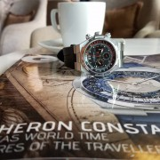 The Vacheron Constant U.S. Overseas traveling again… just because