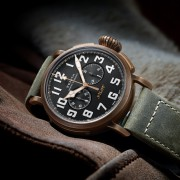 Pre-Basel 2017: Zenith Heritage Pilot Extra Special Bronze Chronograph