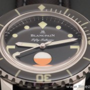 LIVE from Basel: Blancpain Novelties 2017