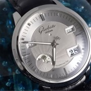Glashütte Original Perpetual making the long jump from Feb 28 to March 1