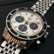 The Next Autavia from TAG Heuer — White Dial