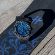 Hublot Big Bang Sugar Skull: 2 Models and Matching Skis