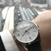Warm Shanghai and Cold Tokyo: Jaeger-LeCoultre Geophysic in both