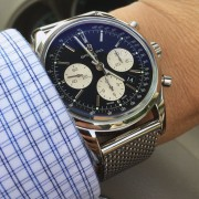 When is a limited edition not limited?  I have this Breitling Transocean Chronograph introduced in 2011 as a LE