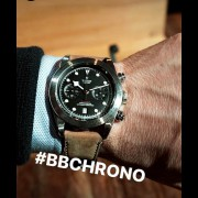 Baselworld 2017: Introducing the Tudor Black Bay Chrono!