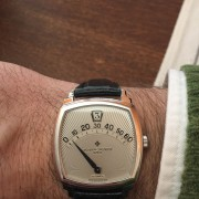 New addition – Vacheron Constantin SALTARELLO with legendary cal.1120MR
