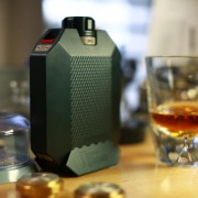Macallan X URWERK Flask – a precision machined flask with 156-component parts