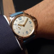Mystery Panerai revealed – Panerai Luminor Due Oro Rosso PAM677 LE