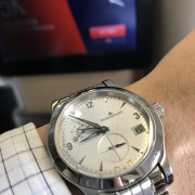 Travel to Melbourne and Montreal – brought my Jaeger-LeCoultre Master Hometime
