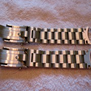 The Omega Speedmaster Pro Bracelet: New vs. Old