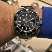 The Red Beast is in town – Rolex Sea-Dweller 43