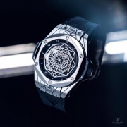 The Hublot Sang Bleu Story