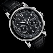 Introducing the A. Lange & Söhne 1815 Chronograph Black Pulsimeter
