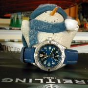 10,000th post – the watch that started the ride