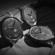 Exciting simplicity is a challenge: Hentschel H1 and H2 watches