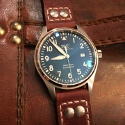 New shoes for the IWC Mark XVIII LPP