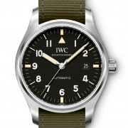 "Introducing the IWC Pilot Mark XVIII ""Tribute to Mark XI"""